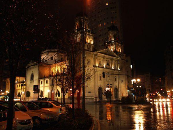 Iglesia San José denoche