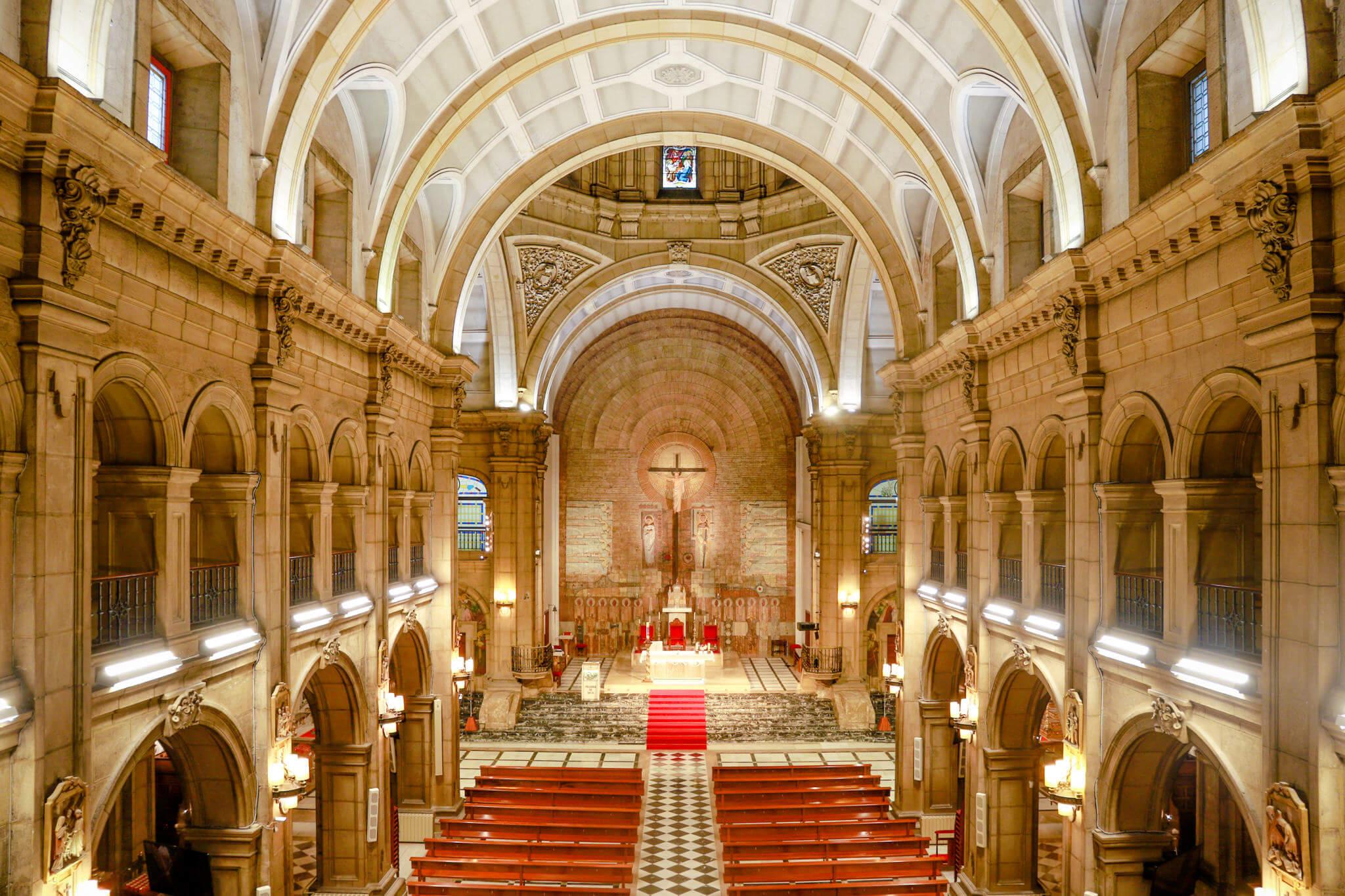 El 11 de mayo se retoman las Misas presenciales