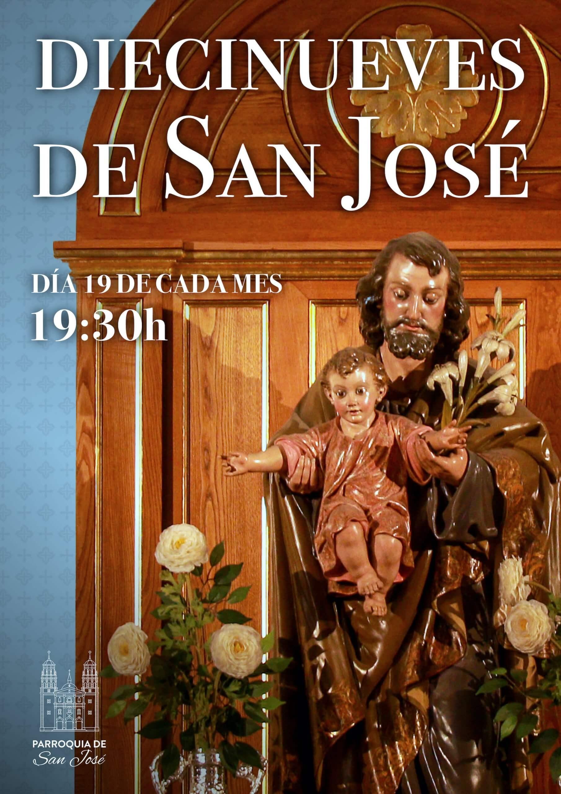 Diecinueves de San José